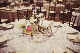 table decorations for a wedding wedding corners