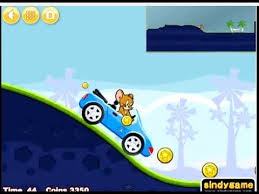 tom jerry car games play free