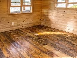 wide plank pine flooring installation and consideration