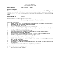 Staff Accountant Sample Resume by 19 Accounting Sample Resume Consulting Resumes Public