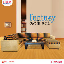 Luxury Sofa Set Add That Touch Of Luxury To Your Living Room With The Singer