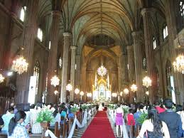 Venue For Wedding Viajes De Manila Minore Basilica De San Sebastián Quiapo Manila