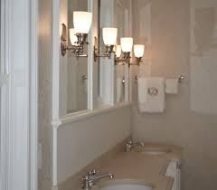 Ceiling Mounted Bathroom Vanity Light Fixtures by Bathroom Vanity Lighting Ceiling Mount Crerwin Throughout