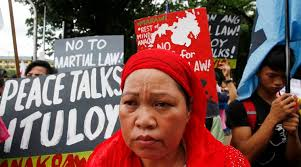 express siege social philippine congress extends martial in south amid siege the