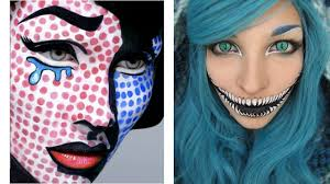 face paint ideas for halloween
