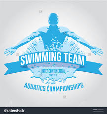 Swimming Logo Design by Swimming Clipart Logo