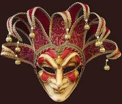 venetian jester mask party venetian mask joker
