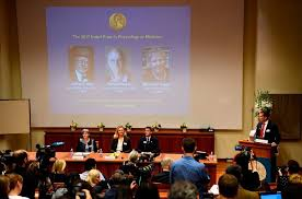 2017 nobel prize in medicine goes to 3 americans for body clock