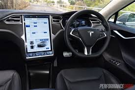 suv tesla inside 2015 tesla model s p85d review video performancedrive