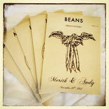 wedding seed packets custom wedding seed packets from seattle seed co