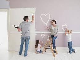 How To Paint Designs On Walls And Ceilings - Walls paints design