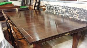 Antique Boardroom Table From Boardroom Table To Pool Table Browns Antiques Billiards