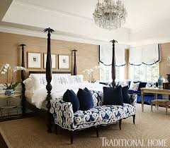 Chandelier That Turns Your Room Into A Forest New Home In Navy And Indigo Traditional Home
