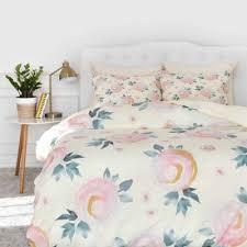 Pink Rose Duvet Cover Set Buy Rose Duvet Cover Set From Bed Bath U0026 Beyond