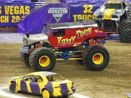 monster truck show austin tx image krazy train and car jpg monster trucks wiki fandom