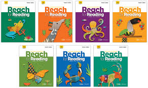 reach for reading language program ccss ngl