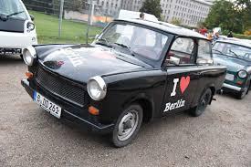 Driving The Depressing Crappy Communist Era Trabant Across