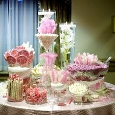 Candy Buffet Apothecary Jars by A Simple Lds Wedding