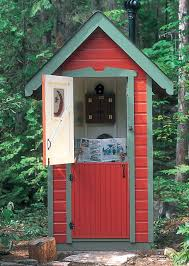 Cool Cabin Ideas Outhouses Are Cool And Probably More Sanitary Than Indoor