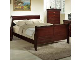 Sleigh Bed Pictures by Lifestyle Louis Phillipe Queen Wood Sleigh Bed Royal Furniture