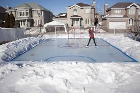 Backyard Rink Ideas Backyard Rink Liner Home Depot Outdoor Furniture Design And Ideas