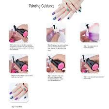 nalati holographic new mirror chrome powder effect nails powder