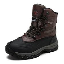 s winter hiking boots size 12 amazon com arctiv8 s insulated waterproof construction