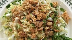 napa salad napa cabbage salad recipe allrecipes
