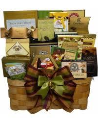 salmon gift basket sale snack sler gourmet food gift basket with