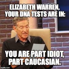 Elizabeth Warren Memes - maury lie detector meme imgflip