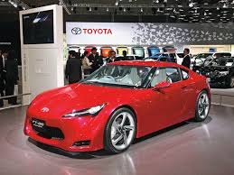 toyota ft 86 and honda cr z favorite concept cars automobile