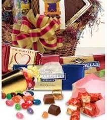 chocolate christmas gift baskets christmas chocolate gift baskets