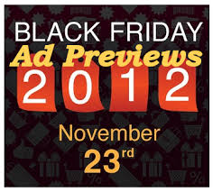 black friday 2012 walmart black friday ad released sale starts