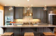 kitchen paint colors to complement honey oak cabinets archives