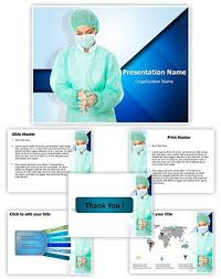 surgeon powerpoint presentation template is one of the best