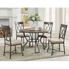 Black Dining Sets  Collections Sears - Dining room sets round