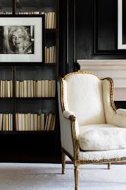 449 best my fav lr s images on pinterest living spaces living black walls so good for an alternative look which works well on dark bookshelves turn the books so the pages face outwards