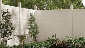 4 Ft Fence Panels With Trellis Install A Vinyl Fence