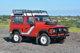 just listed 1991 land rover defender 90 200 tdi automobile magazine