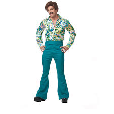 Dude Halloween Costume Buy 1970s Psychedelic Shirt Bell Bottoms Halloween Costume Cappel U0027s