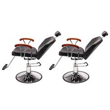 amazon com black brentwood all purpose reclining barber styling