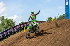 pro motocross racer article 06 26 2017 kawasaki rider eli tomac wins in tennessee