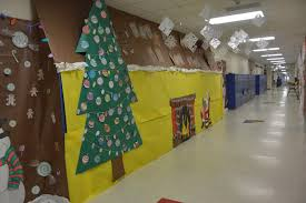 christmas bulletin boards and decor principal principles