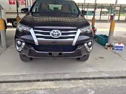 lexus car price in thailand spied completely unwrapped this is the all new toyota fortuner