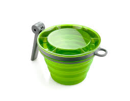 collapsible fairshare silicone mug gsi outdoors