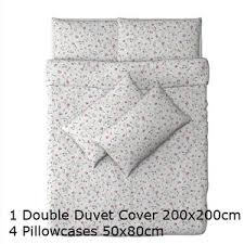 Ikea Bedding Sets Ikea Alvine Orter Floral Duvet Cover Pillowcases Bedding Set