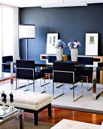 Best Navy Rooms Images On Pinterest Navy Blue Colors And Room - Navy and white dining room
