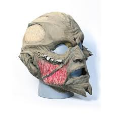 jeepers creepers mask jeepers creepers test prosthetic creeper mask prototype the