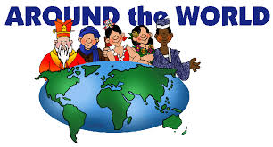 image of around the world clipart 3245 countries of the world