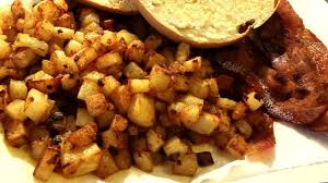 Home Fries by Home Fried Potatoes Recipe A Great Breakfast Side Youtube